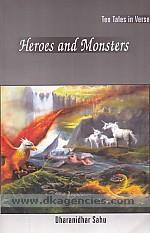 Heroes and monsters :  ten tales in verse /