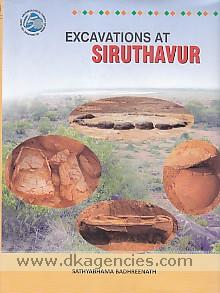Excavations at Siruthavur /