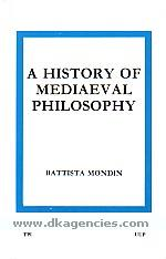A history of mediaeval philosophy /