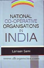 National cooperative organisations in India /