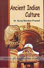 Ancient Indian culture /