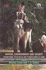 Nature, environment and society :  conservation, governance and transformation in India /