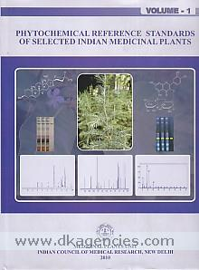Phytochemical reference standards of selected Indian medicinal plants /