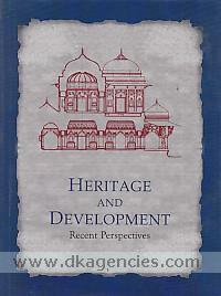 Heritage and development :  recent perspectives.