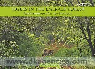 Tigers in the emerald forest :  Ranthambhore after the monsoon /