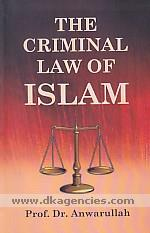 The criminal law of Islam /