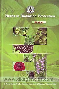 Herbs in radiation protection /