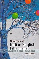 Glimpses of Indian English literature /