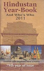 Hindustan year book and who's who, 2011 /