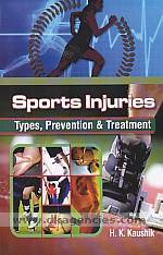 Sports injuries :  types, prevention and treatment /
