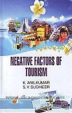 Negative factors of tourism /