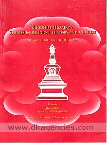 Buddhist Himalaya :  studies in religion, history and culture : proceedings of the Golden Jubilee Conference of the Namgyal Institute of Tibetology, Gangtok, 2008 /
