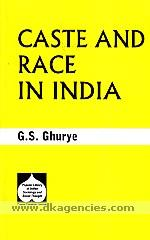 Caste and race in India /