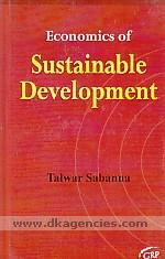 Economics of sustainable development /