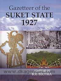 Gazetteer of the Suket State /