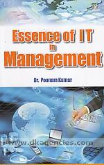 Essence of IT in management /