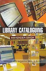 Library cataloguing /