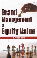 Brand management & equity value /