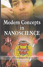 Modern concepts in nanoscience /