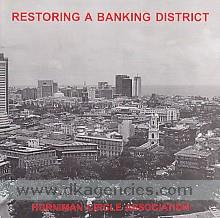 Restoring a banking district.