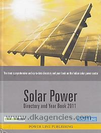 Solar power directory and year book 2011.