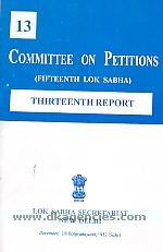 Thirteenth report :  Ministry of Chemicals and Fertilizers (Department of Fertilizers), presented to Lok Sabha on 01.12.2019 /