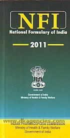 NFI (National formulary of India), 2011 /
