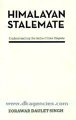 Himalayan stalemate :  understanding the India-China dispute /