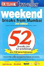 Weekend breaks from Mumbai /