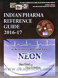 Indian pharma reference guide, 2016-17.