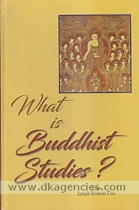 What is Buddhist studies /