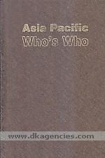 Asia Pacific who's who. Volume fifteen /