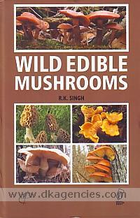Wild edible mushrooms /