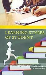 Learning styles of student /