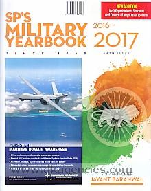 SP's military yearbook 2016-2017 :  since 1965, 44th Issue /