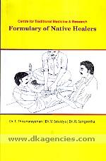 Formulary of native healers /