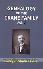 Genealogy of the Crane family /