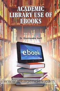 Academic library :  use of ebooks /