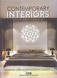 Contemporary interiors :  Indian residences in modern era /