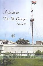 A guide to Fort St. George /