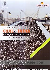 Conference Coal in India :  Today & Tomorrow, April 2017 - New Delhi.