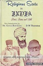 Religious sects in India :  Parsi, Jaina and Sikh /