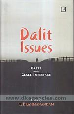Dalit issues :  caste and class interface /