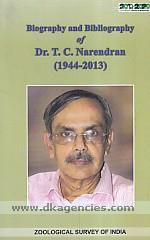 Biography and bibliography of Dr. T.C. Narendran (1944-2013) /