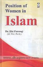 Position of women in Islam /