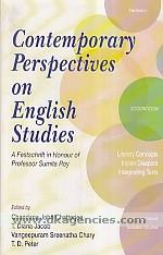 Contemporary perspectives on English studies :  a festschrift in honour of Professor Sumita Roy /