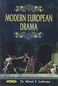 Modern European drama /