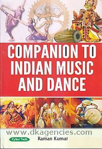 Companion to Indian music and dance /