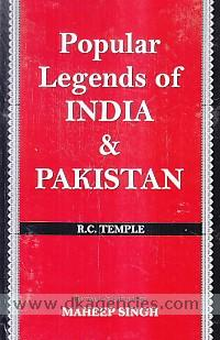 Popular legends of India and Pakistan /