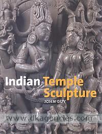 Indian temple sculpture /
